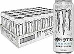 Monster Energy Drink Varieties (Zero Ultra, Ultra Paradise, Regular, Mule) 24x500ml $33 ($29.70 Sub&Save) Delivered @ Amazon AU