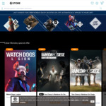 [PC] Extra 20% off Selected Ubisoft Games @ Ubisoft