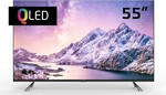 "JVC 55"" 4K QLED Android TV (Was $799) Now $499 + Delivery (Free C&C) @ BigW"