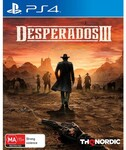 [XB1, PS4] Desperados 3 $9.95 C&C or + Delivery @ EB Games