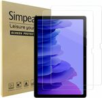2pcs Screen Protector for Samsung Tab A7 10.4 $9.98 + Delivery (Free with Prime/ $39 Spend) @ Simonpen via Amazon AU