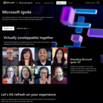 (Unconfirmed) Microsoft 365 Family 1-Year ~A$30 @ Microsoft Employee Store after Ignite Conference