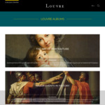 Free Access to The Louvre Art Collection Online
