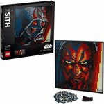 LEGO Art Star Wars The Sith 31200 Building Kit $99 Delivered ($79 with Little Birdie Voucher) @ Amazon AU