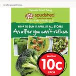 [WA] $0.10 a Head of Broccoli @ Spudshed