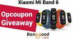 Win a Xiaomi Mi Band 6 from Opcoupon | Week 58