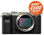 [eBay Plus] Sony Alpha A7C (BODY) Mirrorless Camera $2488 Delivered ($2288 after Sony Cashback) @ Ryda eBay