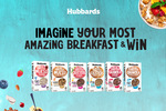 Win a Years Supply of Hubbards Products Worth $550 from Hubbards