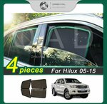 Foldable Magnetic Screen Mesh Sun Shades for Toyota Hilux 2005-2015 2pcs $39.99/ 4pcs $49.99 Delivered @ Oriental Auto
