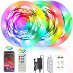 15% off RGB 5050 Bluetooth LED Strip Lights 15m $35.69 Delivered @ Apitek via Amazon AU