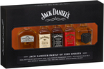 Jack Daniel's Family of Fine Spirits 5 x 50ml $24.99 Delivered @ Costco (Membership Required)