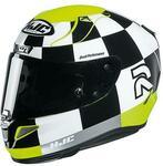 HJC RPHA-11 Misano MC-4H Motorcycle Helmet - $389 (Pickup) @ AMX Super Stores