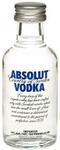 12 Bottles of Mini Absolut Vodka 50ml $55 + Delivery @ Liquorkart Australia
