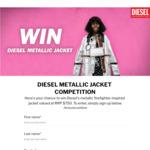 Win a Diesel W-GELYA Metallic Jacket Worth $750 from Diesel