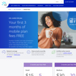 3 Months Free (up to 50GB Per Month) @ AGL Mobile