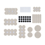 Felt Surface Protectors - 183-Piece $6 in-Store /+ $3 C&C ($0 with $20 Order) /+ Delivery ($0 with $65 Order) @ Kmart