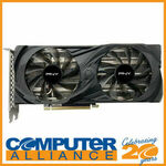 [Afterpay] PNY GeForce RTX 3060 12GB UPRISING Dual Fan GPU $764.15 Delivered @ Computer Alliance eBay