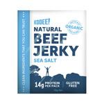 50% off - KOOEE! Natural Beef Jerky - Sea Salt 30g - $3 @ Coles