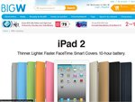 Apple iPad 2 Wi-Fi $398 at Big W Instore