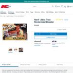 Nerf Ultra Two Motorised Blaster $10 @ Kmart