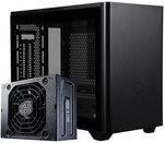 Cooler Master NR200P + Cooler Master SFX 750W Gold $249 + $9.90 Delivery @ PCByte