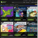 Sega Sale at GMG (Steam) Jet Set Radio $2.57   Nights into Dreams $5.30   Mega Drive Pacls $1.50