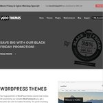 WooThemes Black Friday Sale 35% off WordPress Themes, Plugins and WooCommerce Extensions