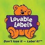 Free Personalised Labels from Loveable Labels FB Like Required