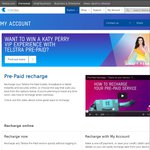 Telstra Pre-Paid Data-Only Plan for No Extra Cost with Telstra Pre-Paid Phone Using Credit Me2u