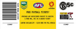 Free Syd NRL Ticket With Any Body Science Product Purchase (Shipping $6 Syd, $12 Australia Wide)