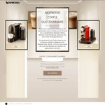 Complimentary Tasting Selection of Six Nespresso Grands Crus - Nespresso Members