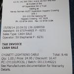 Cygnett Lightning Cable $8.48 @ Harvey Norman (66% off Normally $24.95)