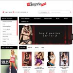 Lil Lingerie Room - Spring Clearance Sale