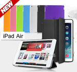 $4.99 iPad Air Smart Case, 360 Rotating Case, Flip Leather Case Free Shipping @ eBay (Oz Shopping Heaven)