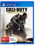 PS4&XB1 Call Of Duty: Advanced Warfare $59, Destiny $58 at Target
