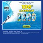 $0 Schick Hydro Razor Packs Free after Cashback