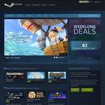 [Steam] Daily + Weeklong Deals - Up To 90% off