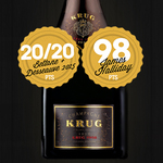 Heavily Discounted Vintage (2003) Krug (from $449 a Bottle to $259.90) @ Vinomofo
