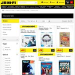 James Bond Blu-Ray Movies $8 + $0.99 Shipping @ JB Hi-Fi (Possibly Online Only)