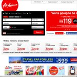 $119 Each Way New Direct Flights from Sydney to Bali on AirAsia