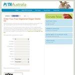 FREE Copy of PETA's Vegetarian/Vegan Starter Kit