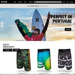 40% off Sitewide at Hurley.com.au