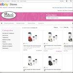 Vitamix S30 Blender $676 + Shipping (RRP $845) @ Peter's of Kensington eBay