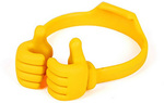Universal Thumbs Up Phone Stand (Yellow) $0.10 AUD Delivered @ Geekbuying