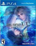 [Amazon USA] Final Fantasy X, X-2 HD Remaster PS4 Digital Code for US PSN (USD$18/ AUD$25)