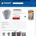 Gearwrench 81902B for $99.95 (Was $289) from Toolmart (Shipping Extra) ($109.95 WA Metro)