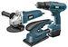Wesco Combo Kit (100mm Angle Grinder, 14.4v Cordless Drill, Sander) $39 (Save $40) @ Masters