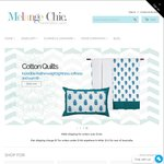 10% off All Items at Melange Chic