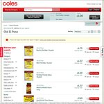 Select Old El Paso Kits 370g-520g $3.25 @ Coles (Was $7.15)