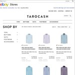 Tarocash via eBay: Shirts $4.25 - $17 [$10 Postage Per Transaction, Free Postage on Transactions over $85 (Min. 2 Items)]